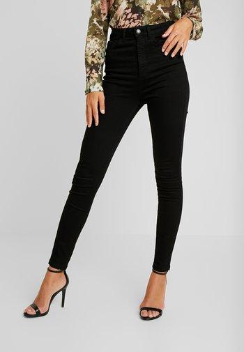VMSANDRA - Jeans Skinny Fit - black