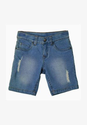 Jeansshort - azul