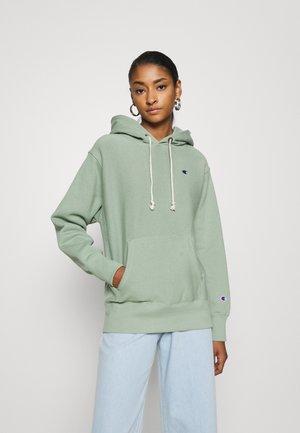 HOODED - Hoodie - green