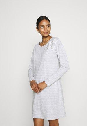 NIGHTDRESSES - Noční košile - medium grey melange