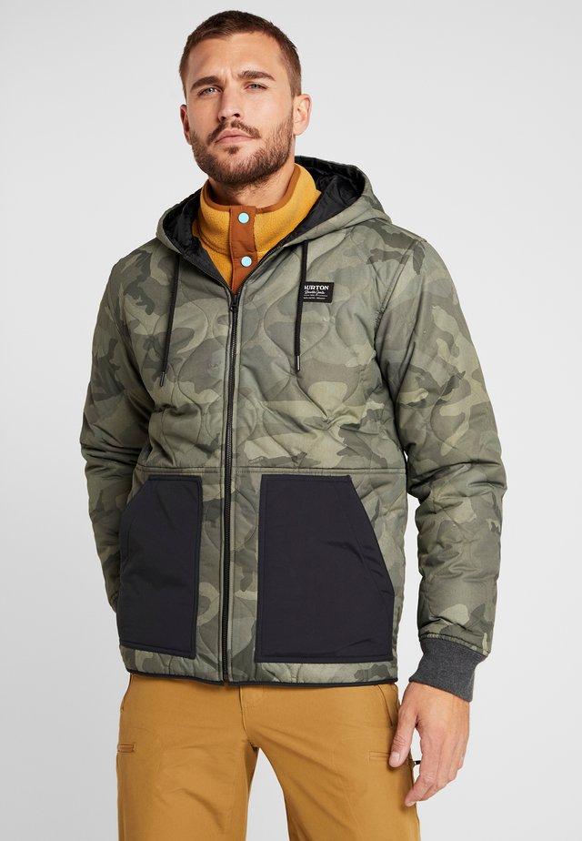 MALLET - Zimní bunda - worn