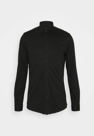 RUBEN - Overhemd - schwarz