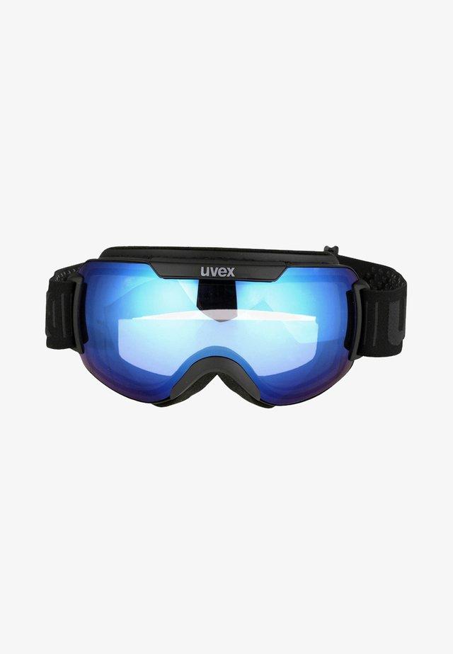 DOWNHILL 2000 - Ski goggles - black mat