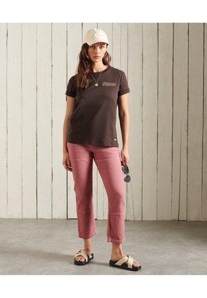 BOHEMIAN - Print T-shirt - blackbean