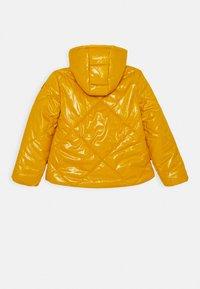 Benetton - BASIC GIRL - Winter jacket - yellow - 1