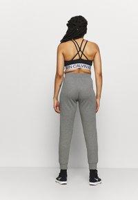 Calvin Klein Performance - PANT - Pantalon de survêtement - grey - 2