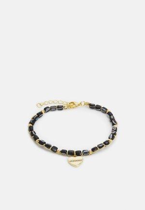 CHRISTIEN II - Bracelet - gold/black