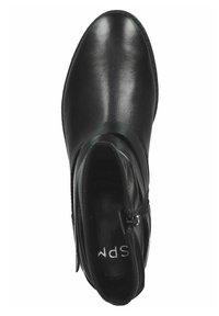 SPM Shoes & Boots - Korte laarzen - black - 1