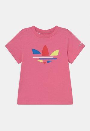 TEE UNISEX - T-shirt imprimé - rose tone