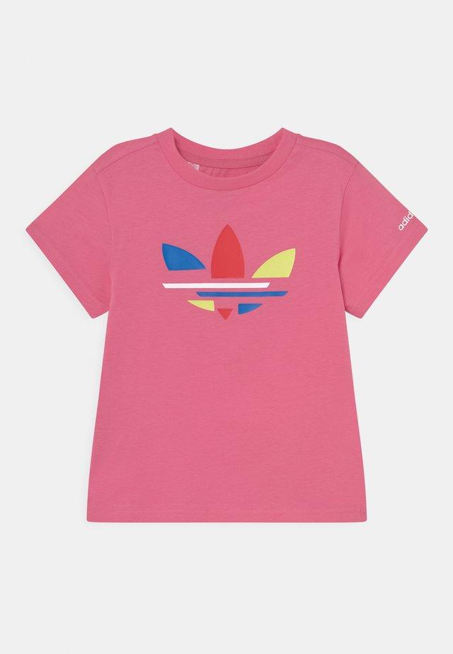 TEE UNISEX - T-shirt print - rose tone