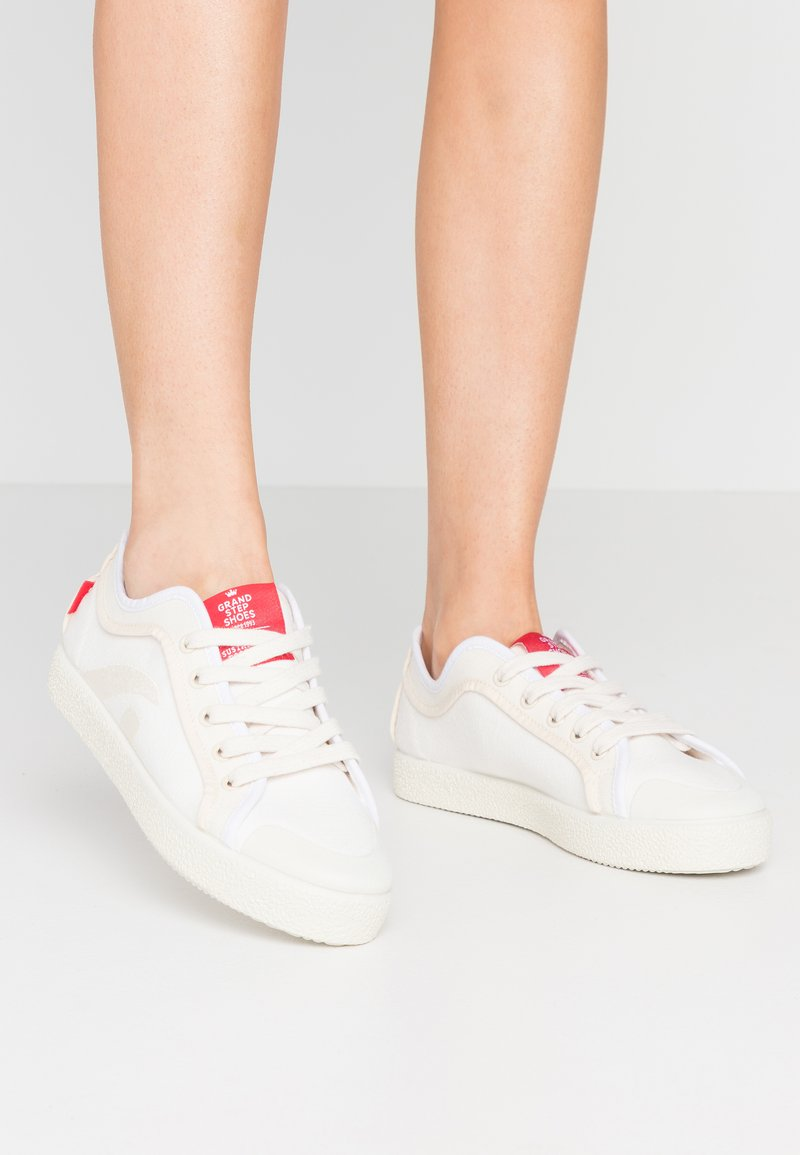 Grand Step Shoes - RILEY - Trainers - white/offwhite