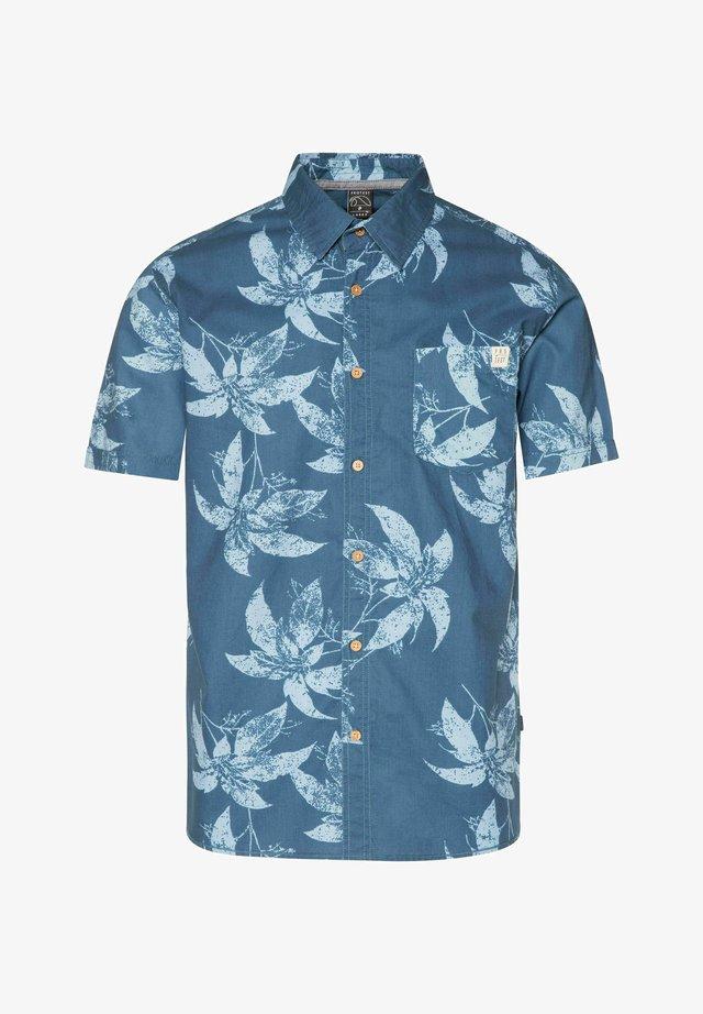 Skjorter - blue denim/light blue