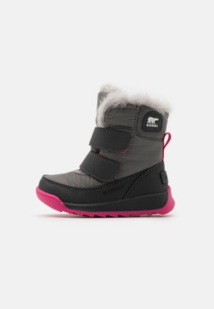 CHILDRENS WHITNEY II STARS - Bottes de neige - quarry