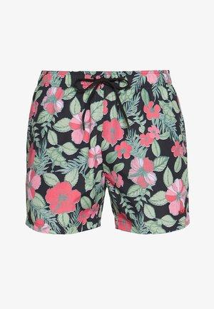 HAWAII - Swimming shorts - black