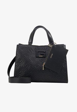 JANAY STATUS SATCHEL - Tote bag - black