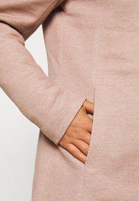 ONLY Petite - ONLSEDONA LIGHT COAT  - Krátký kabát - mocha mousse melange - 5