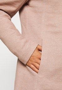 ONLY Petite - ONLSEDONA LIGHT COAT PETITE  - Short coat - mocha mousse melange - 5