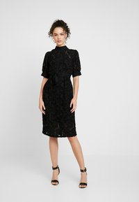 Vero Moda - VMICE DRESS - Kjole - black - 0