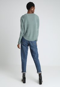 ONLY - ONLCAVIAR  - Jumper - chinois green - 2