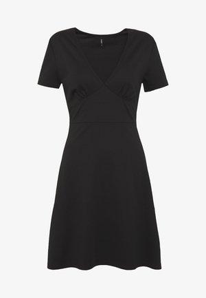 ONLNICOLA DRESS - Day dress - black