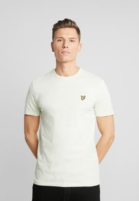 Lyle & Scott - T-shirt - bas - cloud mint - 0