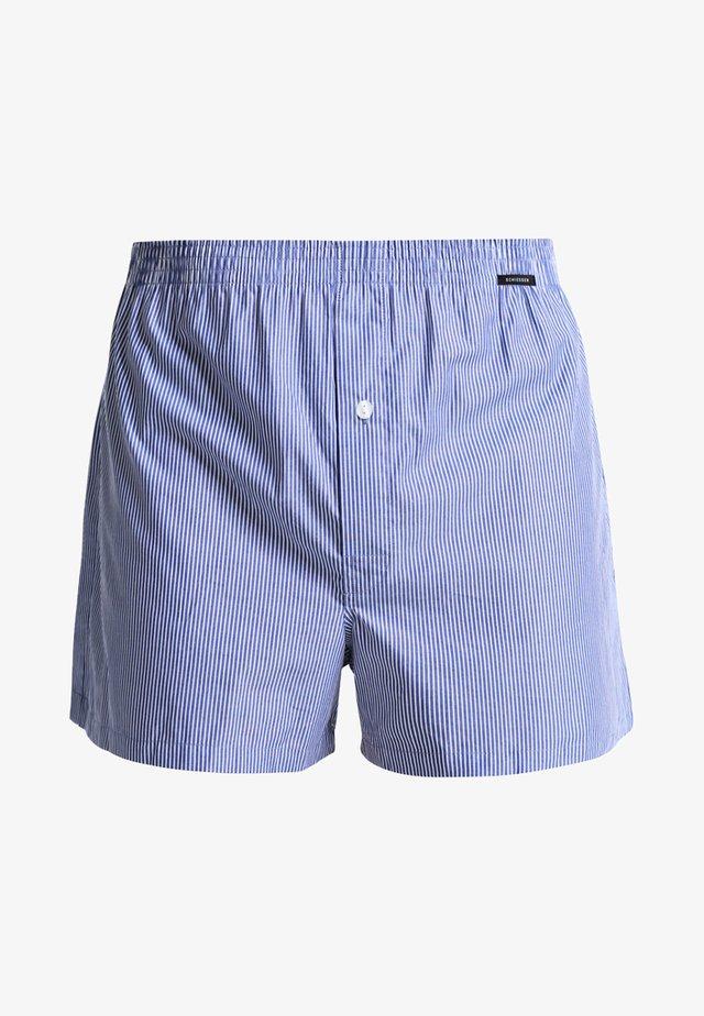 Boxer shorts - blau