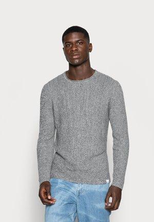 ONSSATO  - Pullover - light grey melange