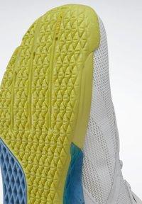 Reebok - NANO X SHOES - Sneaker low - grey - 10