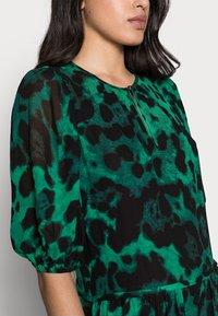 InWear - YASMEEN LONG DRESS - Maxi dress - green - 3