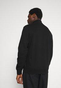 Lacoste - Zip-up hoodie - black - 2