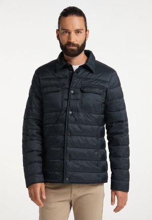 Light jacket - dunkelmarine