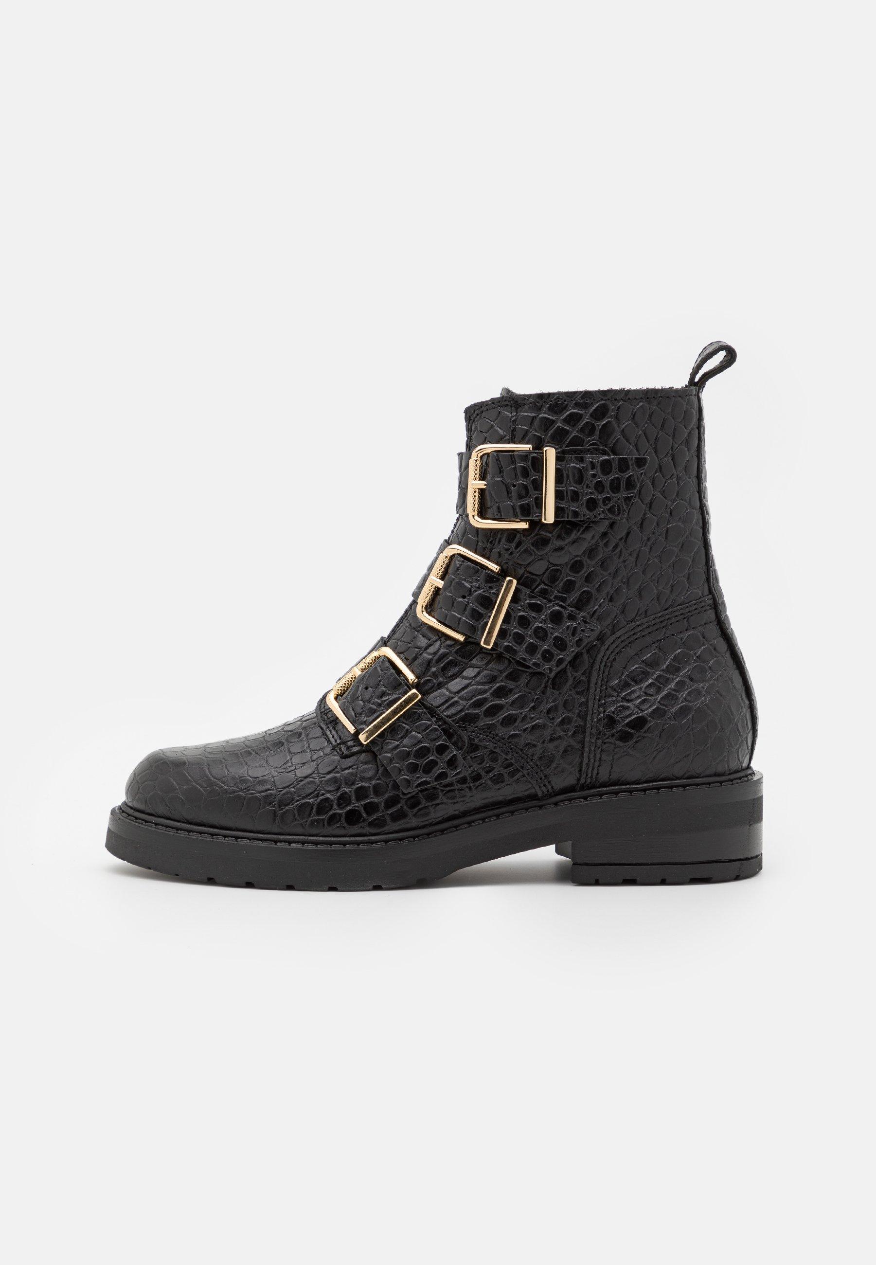 Women LEXI NEW - Cowboy/biker ankle boot