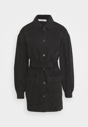 JDYSANSA BELTED JACKET  - Short coat - black