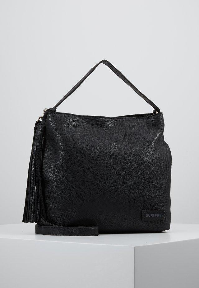 PENNY - Handbag - black