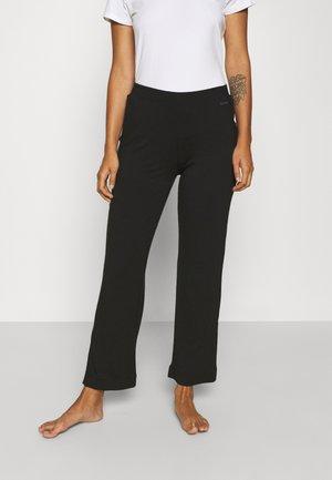 SOPHISTICATED SLEEP PANT - Bas de pyjama - black
