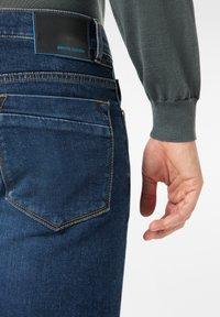 Pierre Cardin - LYON - Jeans Tapered Fit - dark blue - 4