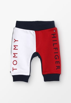 BABY COLORBLOCK  - Pantalon classique - black iris/multi