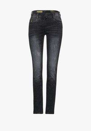 LOOSE FIT  - Slim fit jeans - schwarz