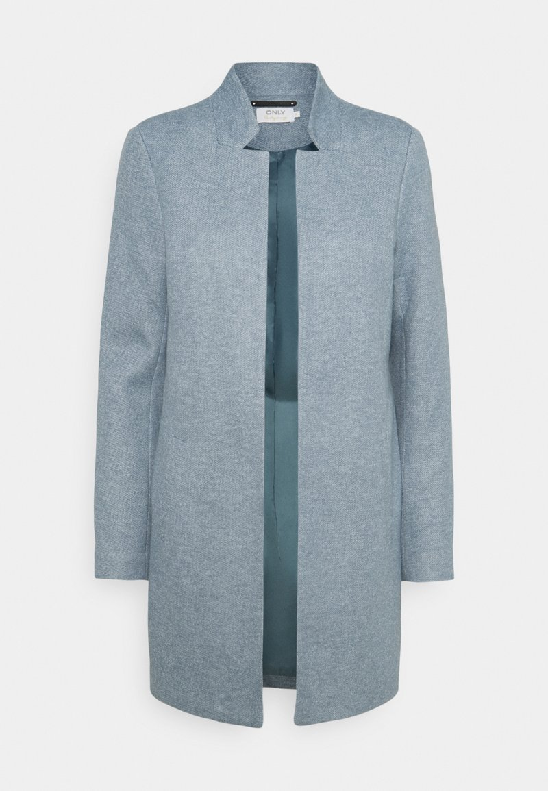 ONLY - ONLSOHO COATIGAN  - Short coat - blue fog melange