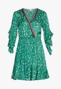 Billabong - LOVE LIGHT - Sukienka letnia - emerald - 4