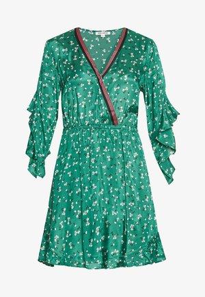 LOVE LIGHT - Kjole - emerald