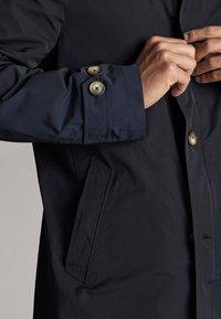 Massimo Dutti - Short coat - dark blue - 6