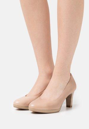 Zapatos de plataforma - powder