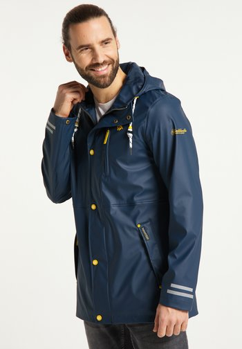 Waterproof jacket - marine