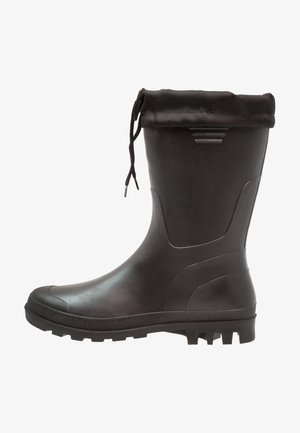 UNISEX - Wellies - black