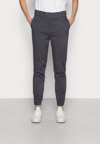 Mos Mosh - ADI FLOW PANT - Trousers - blue ombre - 0