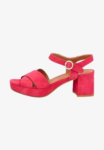 Platform sandals - ametista