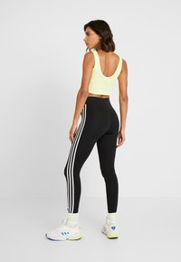 adidas Originals - Leggings - Trousers - black/white - 2