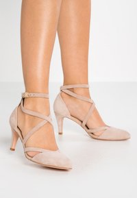 Anna Field - LEATHER - Klassiske pumps - nude - 0