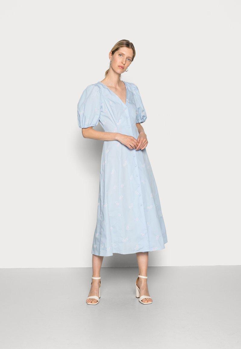 Ghost - RUBY DRESS - Vestito estivo - daisy embroidery